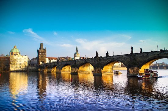 Premiant City Day Tour: Charles Bridge