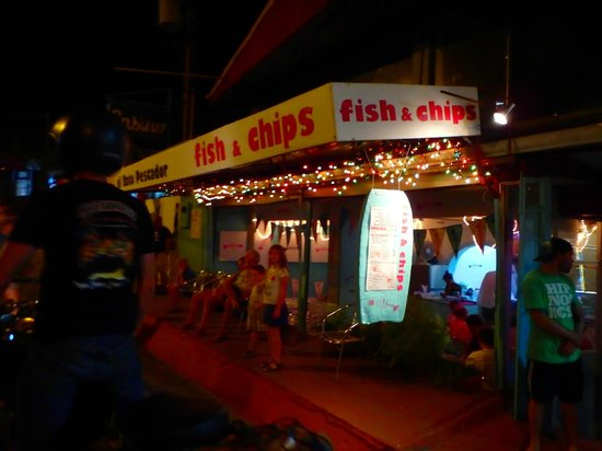 El Gato Fish and Chips: Fish and Chips