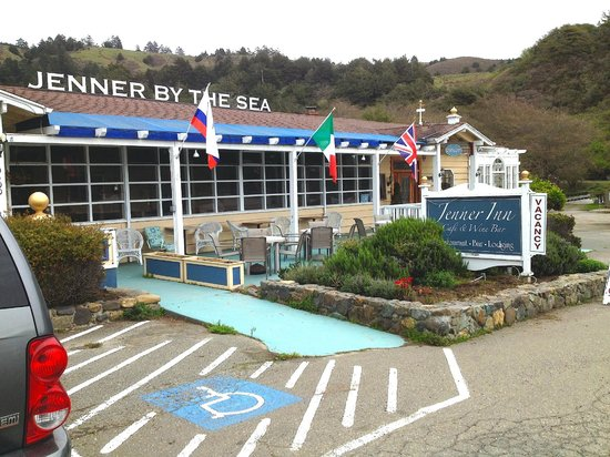 The Jenner Inn : Jenner-by-the-Sea