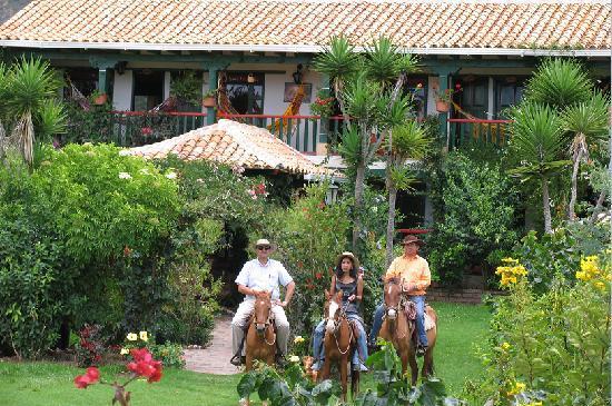 Hotel Spa Villa Lina: Cabalgatas