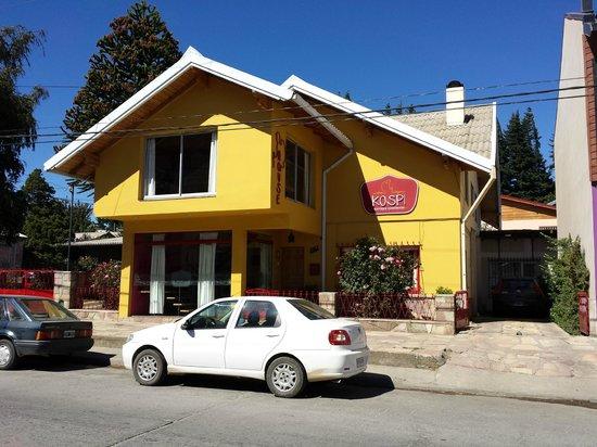 Kospi Boutique Guesthouse: El mejor lugar de Bariloche