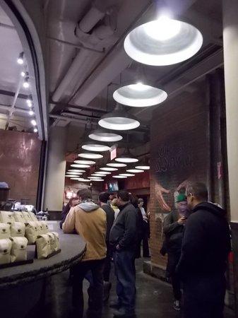T Salon Chelsea Market : Corredores