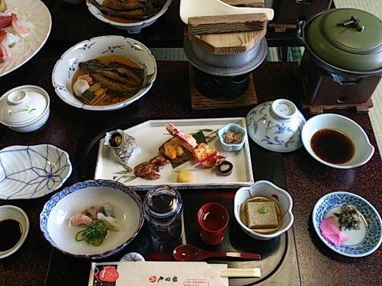 Todaya : 昼食