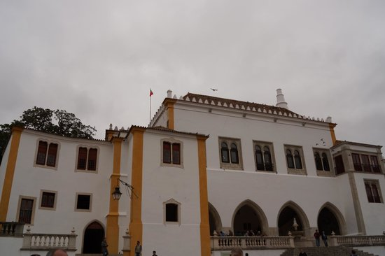 Palacio Nacional de Sintra: National Palace of Sintra