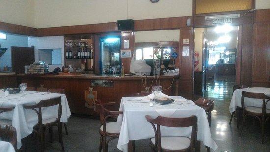 La Plata Hotel: Restaurant hotel