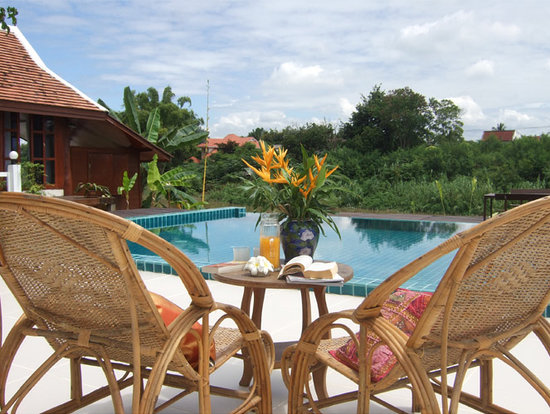 Tonnam Homestay: Swimming pool