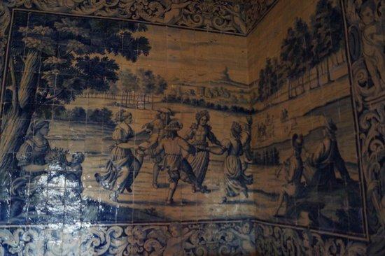 Palacio Nacional de Sintra: The Coats of Arms Room (Sala dos Brasoes)