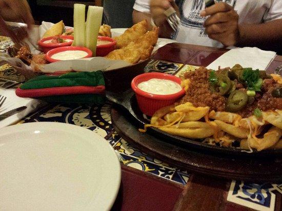 Chili's: My order