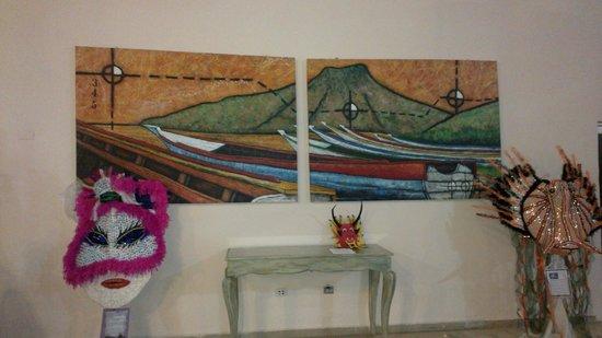 SUNSOL Punta Blanca: loby