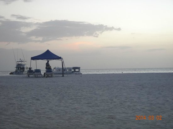 SUNSOL Punta Blanca: playa del hotel