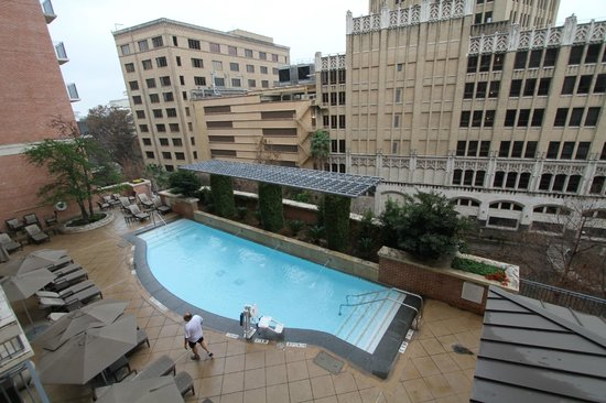Swimming Pool Picture Of The Westin Riverwalk San Antonio San Antonio Tripadvisor