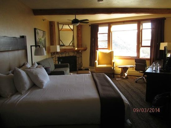 The Lodge at Breckenridge : Bedroom