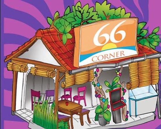66 corner