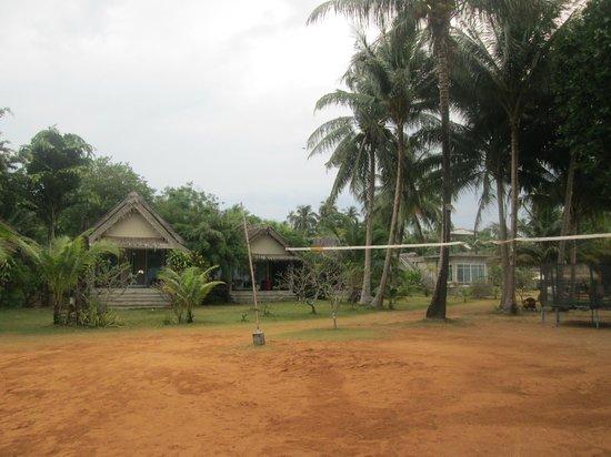 Ao Kao White Sand Beach Resort: Resort