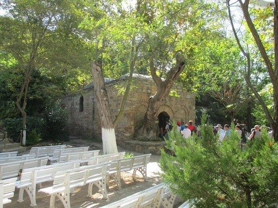 Meryemana (The Virgin Mary's House): The Virgin Mary's House