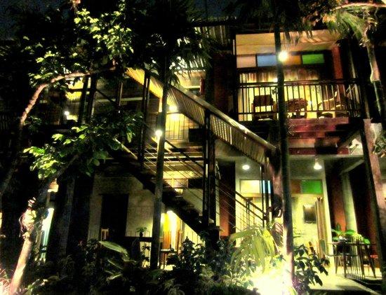 De Wiangkumkam Hotel: Hotel
