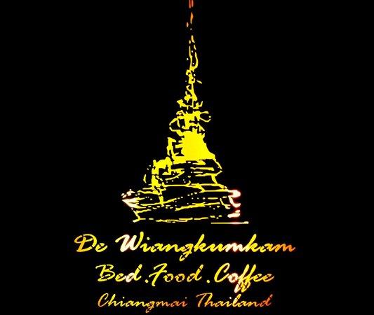 De Wiangkumkam Hotel: Logo