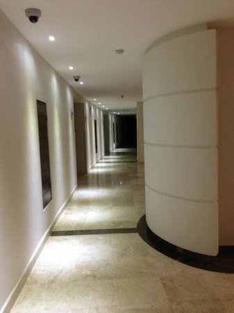 Azul Ixtapa Grand Spa & Convention Center: hallway
