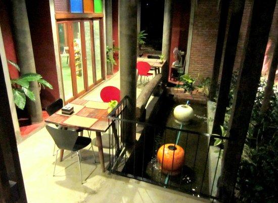 De Wiangkumkam Hotel : Lobby