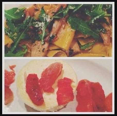 Maialino: Pasta and Dessert