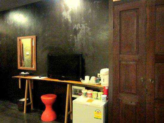 De Wiangkumkam Hotel : Deluxe Room