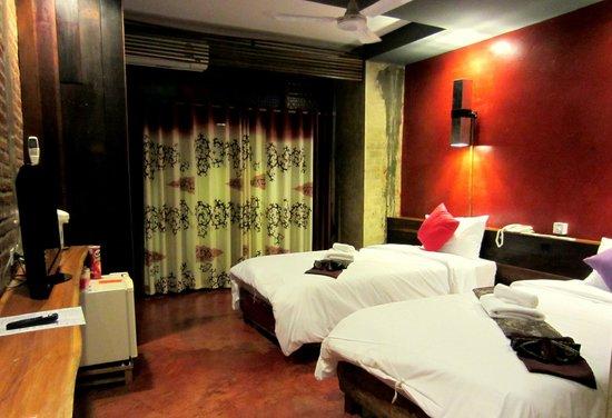 De Wiangkumkam Hotel: Deluxe TWN
