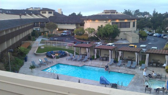 Pool Show Monterey Of Pool Area Picture Of Hilton Garden Inn Monterey