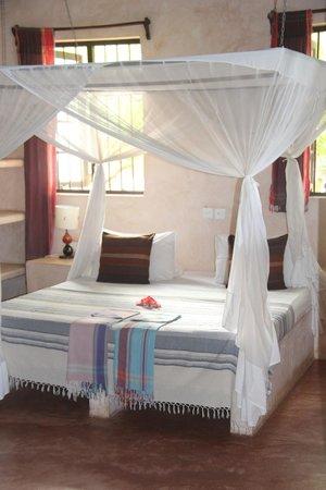 Banana House & Wellness Centre: Bedroom
