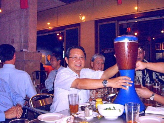 Brewerkz: Cheers!