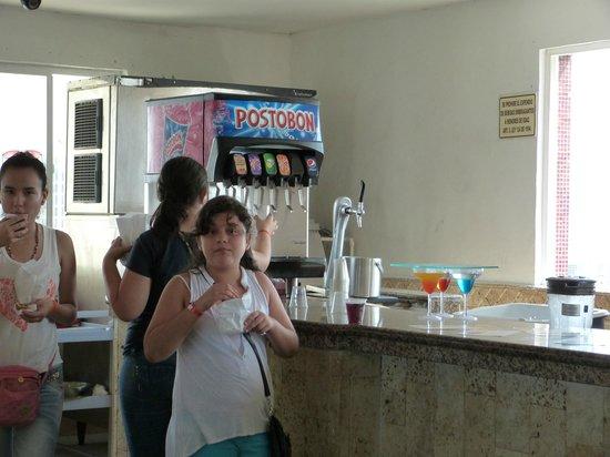Hotel Cartagena Plaza: Bar y snacks Piso 18