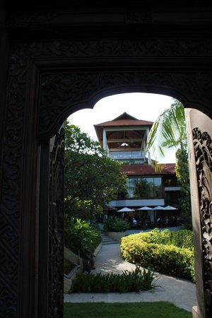 Bali Garden Beach Resort: Hotel