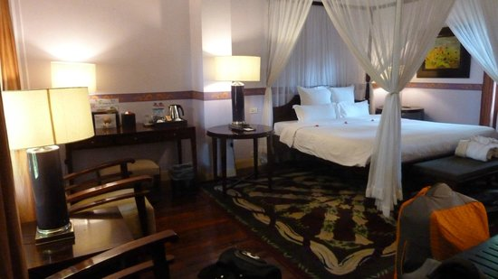 Villa Maly Boutique Hotel : Alexandra Box - Chambre Villa Maly - Laos