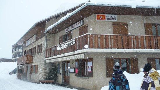 Restaurant Les Gardettes