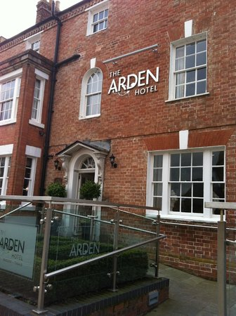 The Arden Hotel: Location, location, location