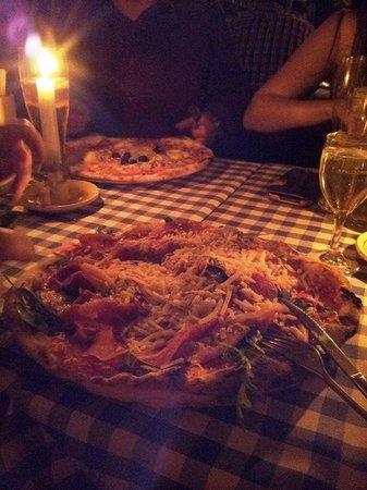 Trattoria Toscana: Pizzas