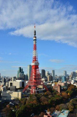 The Prince Park Tower Tokyo : 部屋からの眺め 29F