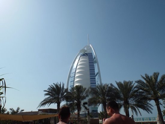 Burj Al Arab Jumeirah: Amazing Hotel