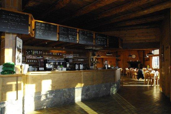 Le Belvédère : Le Bar