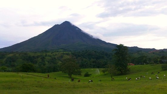 Arenal Volcano Inn: Arenal Volcano