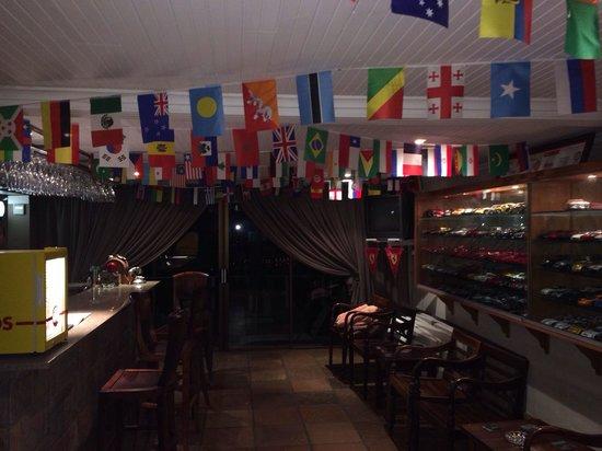 Villa Castollini: The bar