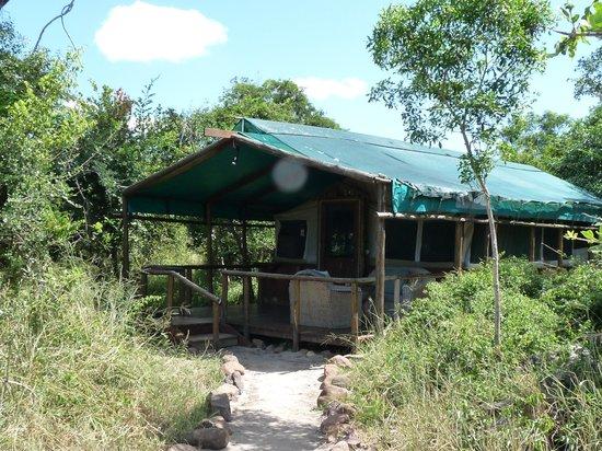 Tembe Elephant Park Accommodation: Chalet