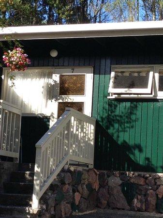 Rotorua Hideaway Lodge : The rooms