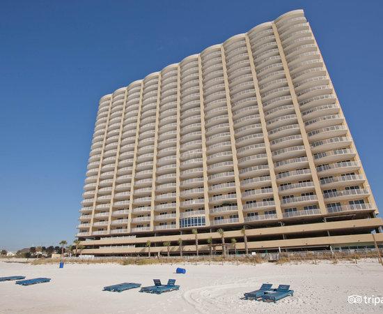 Emerald Isle Condominiums Panama City Beach Fl