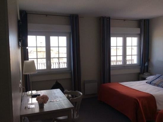 Hôtel Chez Janie : chambre