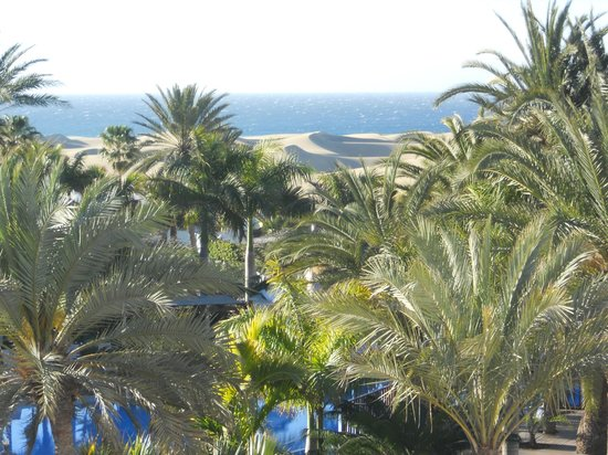 Hotel Riu Palace Maspalomas: Room with a view