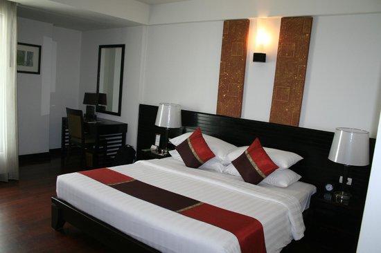 Tara Angkor Hotel: Zimmer