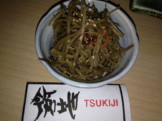 Tsukiji Japanese Restaurant: gobo