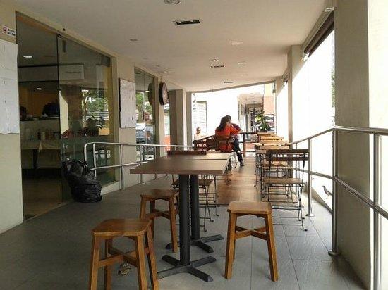 Marrison Hotel: Breakfast Area