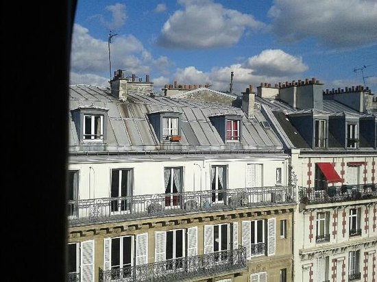 Hotel B Square : Paris Rooftops