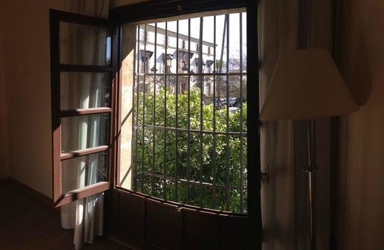 Tryp Jerez Hotel: VISTAS